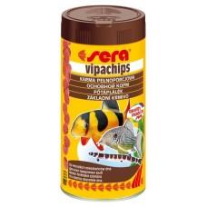 Сера Vipachips Корм для донных рыб, чипсы