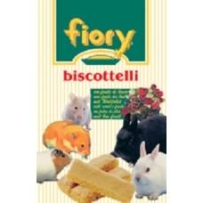 Fiory Biscottelli бисквиты для грызунов с ягодами, 30гр. (57264)