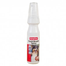 Беафар Fresh Breath Spray Спрей для чистки зубов у собак, 150мл. (13222)