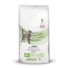 Purina Pro Plan Veterinary Diets HA HYPOALLERGENICкорм для кошек при лечении пищевой аллергии
