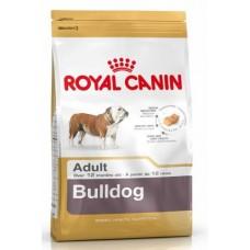 Royal Canin BULLDOG для Английского Бульдога с 12мес.