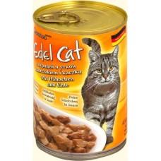 Эдель Кэт (Edel Cat) Консервы для кошек, курица и утка