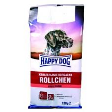 Happy Dog жевательные колбаски для собак с рубцом, 120гр. (89594)