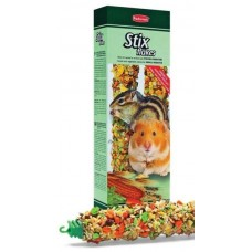 Падован Палочки для хомяков и мышей с Овощами, 100г*2шт. (01449)