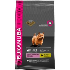 Eukanuba Корм для взрослых собак малых пород с курицей и рисом (Adult Small breed)