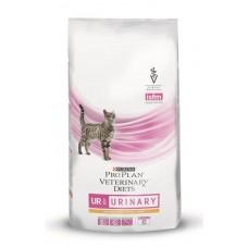 Purina Pro Plan Veterinary Diets UR ST/OX URINARY корм для кошек при болезнях нижних отделов мочевыводящих путей, с курицей