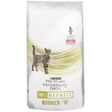 Purina Pro Plan Veterinary Diets корм для кошек при заболевании печени (HP) 1.5кг. (P25159)