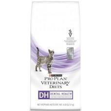 Purina Pro Plan Veterinary Diets DH DENTAL HEALTH корм для кошек при заболевании полости рта 1кг (P25158)