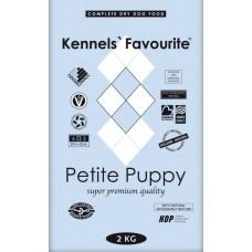 Kennels` Favourite Petite Puppy для щенков мелких пород, для беременных и кормящих сук мелких пород 2 kg