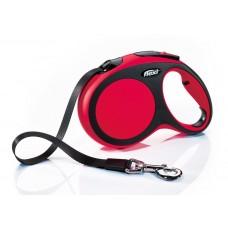 Flexi Рулетка New Comfort L Tape 5 м  до 60кг (ремень)