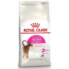 Royal Canin AROMA EXIGENT корм для кошек, привередливых к аромату продукта