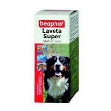 Beaphar Laveta Super витамины для шерсти 50 мл.
