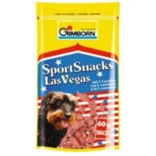"""Gimdog лакомство для дрессировки собак с домашней птицей """"Лас Вегас"""", 60гр."""