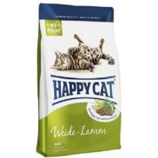 Хэппи Кэт корм для кошек с ягненком (Adult mit Weide-Lamm)