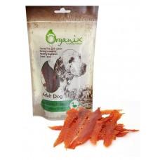 Organix Лакомство для собак «Утиное филе» (100% мясо) (Duck fillet/ whole) 100 гр