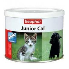 Beaphar Junior Cal Кормовая добавка для котят и щенков 200 г (10321)