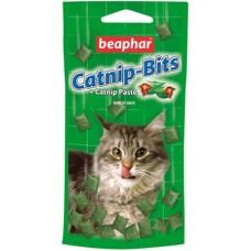 Beaphar Catnip Bits Подушечки для кошек с кошачьей мятой