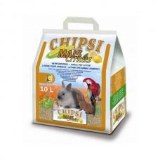 Chipsi Mais Citrus Наполнитель кукурузный ароматизированный 10л *4,6 кг (12110)
