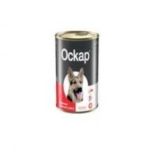 Оскар для собак нежные мясное рагу  1240гр. (10431)