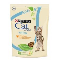 Cat Chow Kitten Chicken Пурина Кэт Чау для котят с домашней птицей