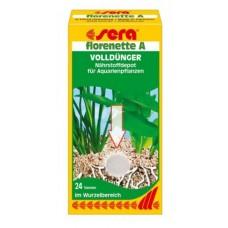 Сера Florenette A комплексное удобрение для растений 24таб*480л (3320)