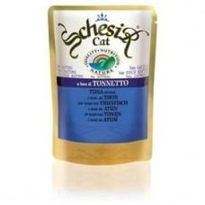 SCHESIR Паучи для котят с тунцом,  100гр (05561)