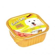 Edel Dog Консервы для собак Нежный паштет с птицей