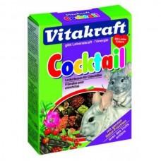 Витакрафт Коктейль для шиншилл с шиповником, рябиной, овощами, 50г. (25065)