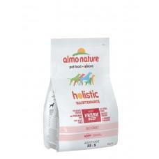 Almo Nature Holistic для взрослых собак Малых пород с Говядиной (Small&Beef)
