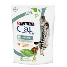 Cat Chow Sterilized Пурина Кэт Чау для стерилизованных кошек