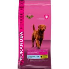 Eukanuba Корм для взрослых собак крупных пород низкокалорийный (Adult Large Breed Weight Control) (11031)
