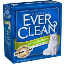 Ever Clean Extra Strong Clumping Scented Наполнитель комкующийся с ароматизатором (зеленая полоска)