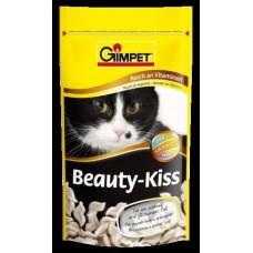 Gimpet Beauty-Kiss Витамины для кошек для улучшения шерсти 65 шт. (408729)