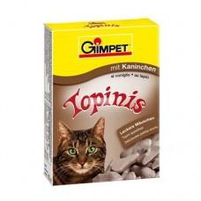 Gimpet Витамины для кошек Мышки кролик/таурин, 190 таб. (406954)