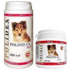 Полидекс Polivit-Ca plus способствует улучшению роста костной ткани и фосфорно-кальциевого обмена.