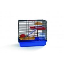 Beeztees Teddy Lux Клетка для мышей (комплект), 41,5*26,5*38см. (266830)