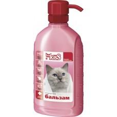 Мисс Кисс Бальзам-кондиционер для кошек, 200мл. (36228)