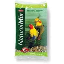 Падован Naturalmix Parrocchetti Корм для средних попугаев 850гр. (01289)