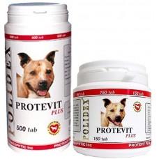 Полидекс Protevit plus стимулирует рост мышечной массы, повышает выносливость, 150таб. (5905)