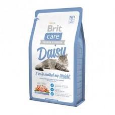 Brit Care Cat Daisy  корм для кошек склонных к излишнему весу (Brit Care Cat Daisy I've to control my Weight)