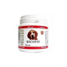 Полидекс Recovit комплекс витаминов, минералов, макро- и микроэлементов, 150таб. (6049)