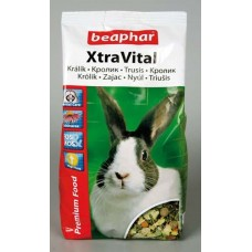 Beaphar Xtra Vital Корм для кроликов 1кг (16145)