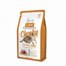 Brit Care Cat Outdoor корм для кошек активных и уличного содержания (Brit Care Cat Cheeky I'm Living Outdoor) 2кг. (02969)