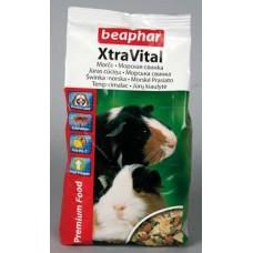 Beaphar Xtra Vital Корм для морских свинок 1кг (61430)