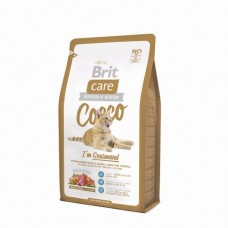 Brit Care Cocco Gourmand корм для кошек беззерновой (Brit Care Cat Cocco I'm Gourmand)