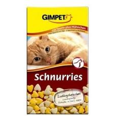 Gimpet Витамины для кошек Сердечки с таурином