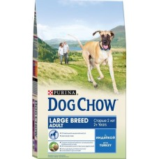 Dog Chow сухой корм для собак крупных пород (Adult Large Breed)