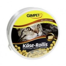 Gimpet Витамины для кошек Сырные