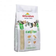 Almo Nature Cat Litter 100% Натуральный биоразлагаемый комкующийся наполнитель 2,27кг