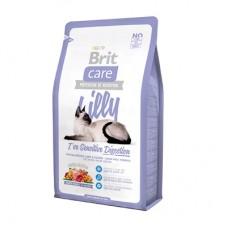 Brit Care Cat Sensitive Digestion корм для кошек с чувствительным пищеварением беззерновой (Brit Care Cat Lilly I've Sensitive Digestion)